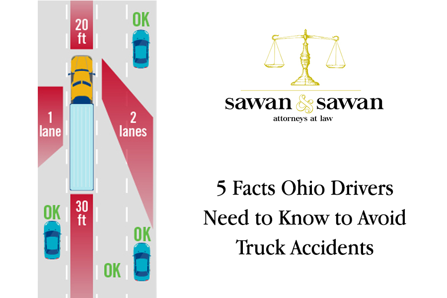 Avoid Truck Accidents, Personal Injury Lawyers | Sawan and Sawan