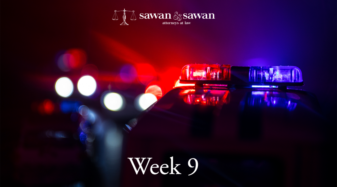 Fatal Car Accident, Fatal Car Accidents in Ohio | Week 9, Personal Injury Lawyers | Sawan and Sawan