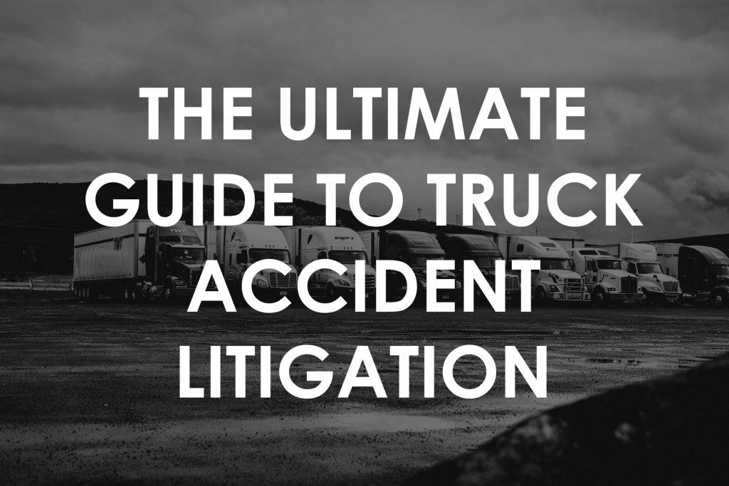 truck accident litigation, , Personal Injury Lawyers   Sawan and Sawan
