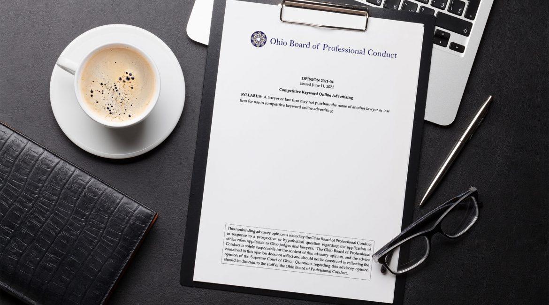 Conduct Board Issues Advisories on Lawyer Online Advertising, Personal Injury Lawyers   Sawan & Sawan LLC   419-900-0955
